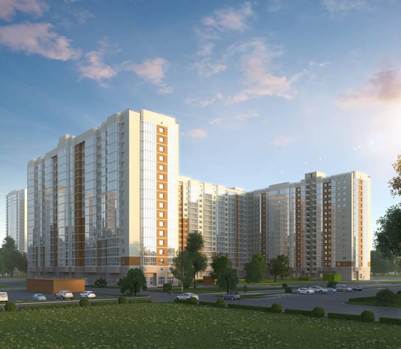 квартиры в ЖК Олимпийский