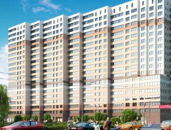 квартиры в ЖК Петровский парк