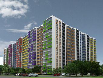 квартиры в ЖК RIO