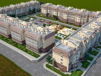 квартиры в ЖК Пушгород