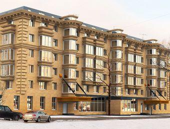 квартиры в ЖК Николаевский дом