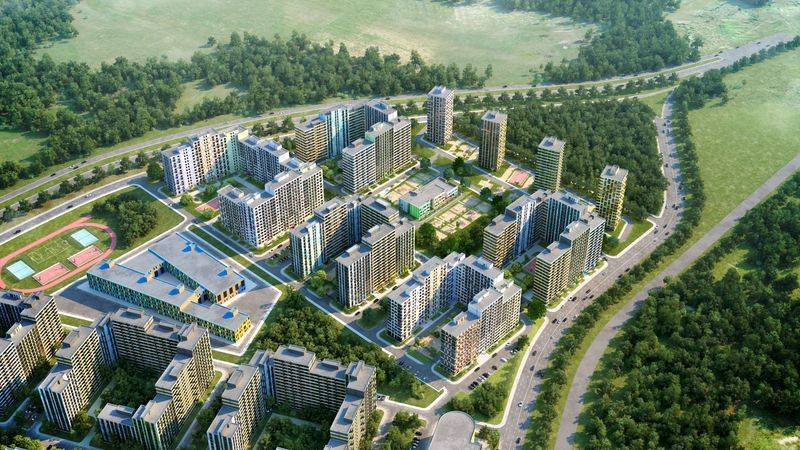 квартиры в ЖК Новый Зеленоград
