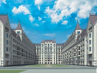 квартиры в ЖК Русский дом