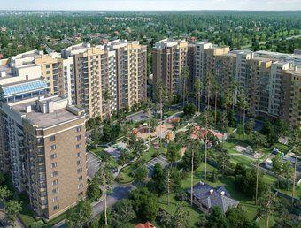 квартиры в ЖК Ильинский парк