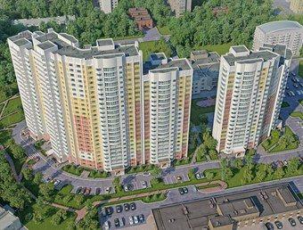 квартиры в ЖК Мироновский