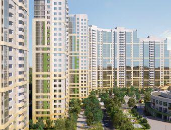 квартиры в ЖК Green City