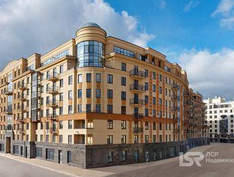 квартиры в ЖК Парадный квартал