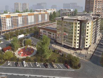 квартиры в ЖК Атлетик Хаус