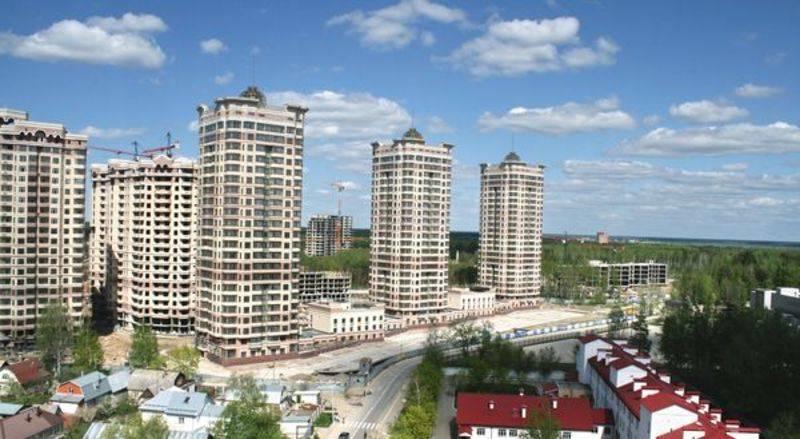 квартиры в ЖК Раменский