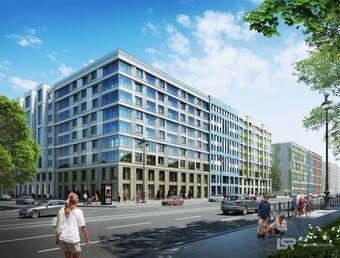квартиры в ЖК Европа Сити