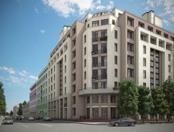 квартиры в ЖК на Гребецкой