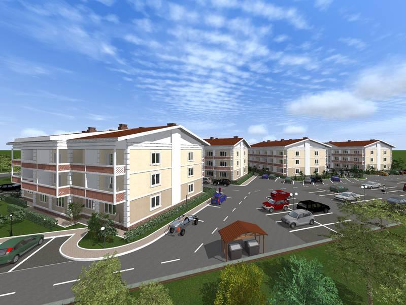 квартиры в ЖК Заречье (Малаховка)
