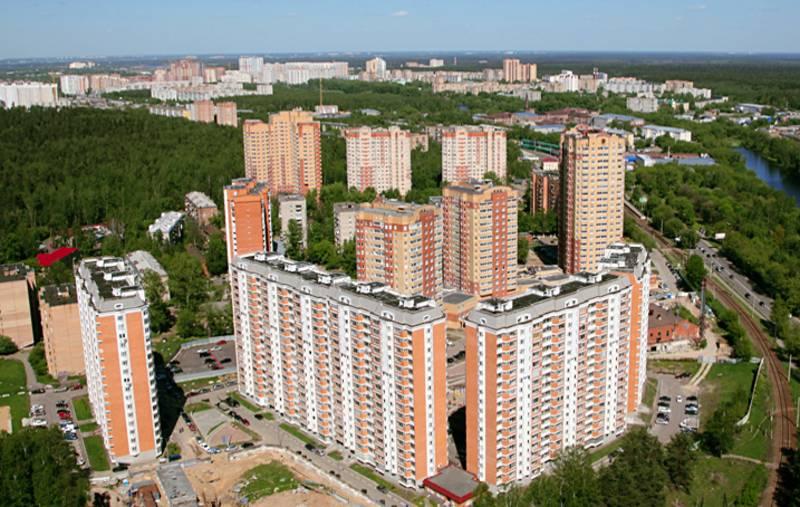 квартиры в ЖК Жемчужина Балашихи