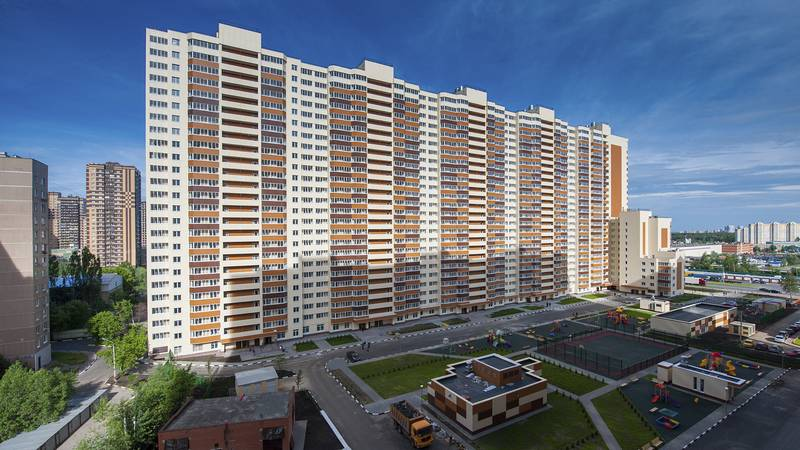 квартиры в ЖК Новокосино