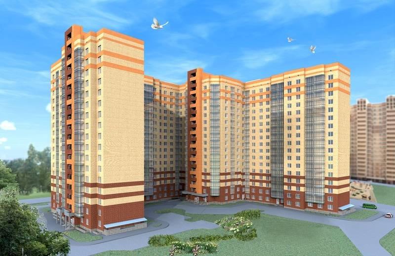 квартиры в ЖК Рязановский 21