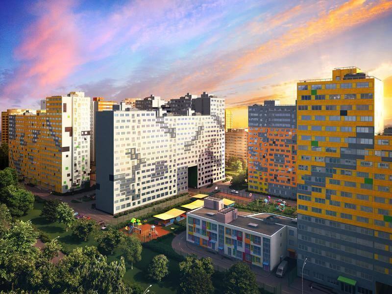 квартиры в ЖК Северная Палитра