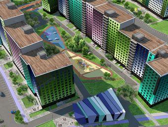 квартиры в ЖК Силы природы