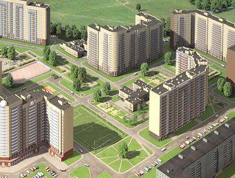 квартиры в ЖК Девяткино