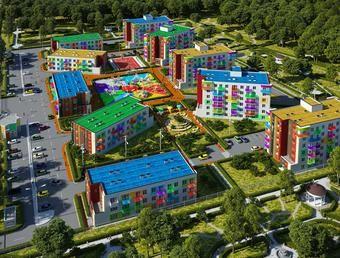 квартиры в ЖК Город детства