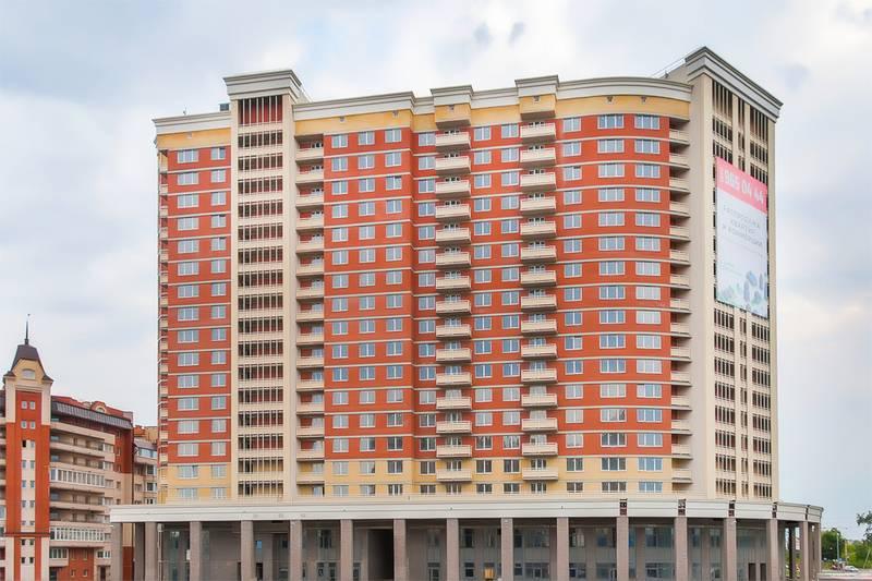 квартиры в ЖК Полежаевский парк