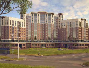 квартиры в ЖК Университетский Петергоф