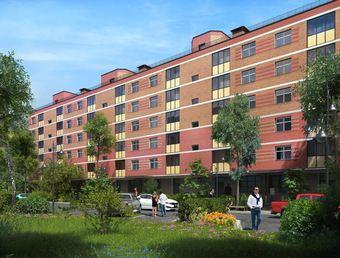 квартиры в ЖК Лунево