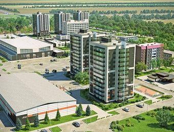 квартиры в ЖК Новоселье: Городские кварталы