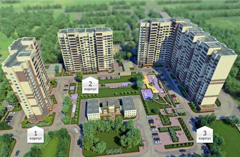 квартиры в ЖК Европейский (Домодедово)