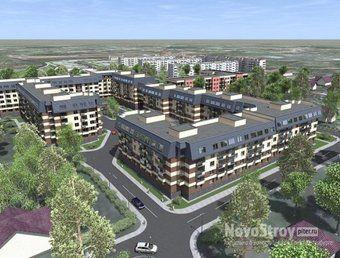 квартиры в ЖК Северный простор