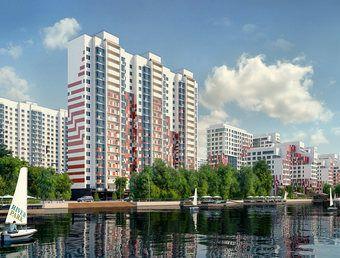 квартиры в ЖК Городские кварталы Ривер Парк