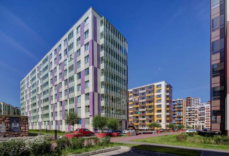 квартиры в ЖК Вена