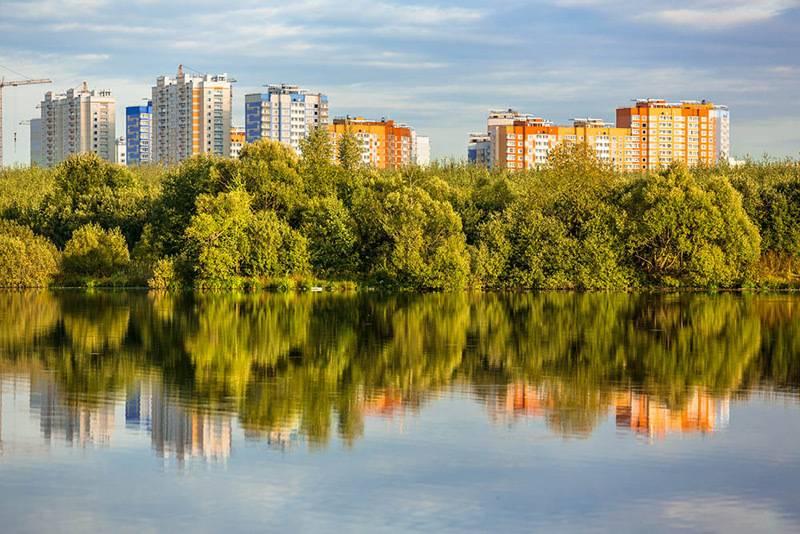 квартиры в ЖК Бунинский