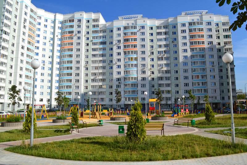 квартиры в ЖК Большое Кусково