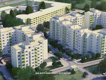 квартиры в ЖК Западный остров