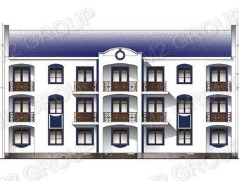 квартиры в ЖК Санторини