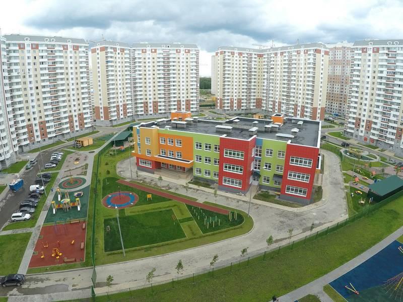 квартиры в ЖК Мортонград Путилково