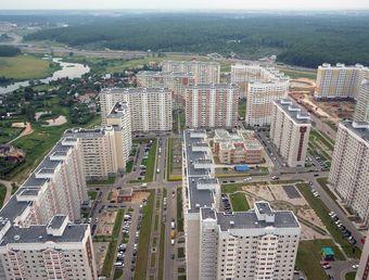 квартиры в ЖК Солнцево-Парк