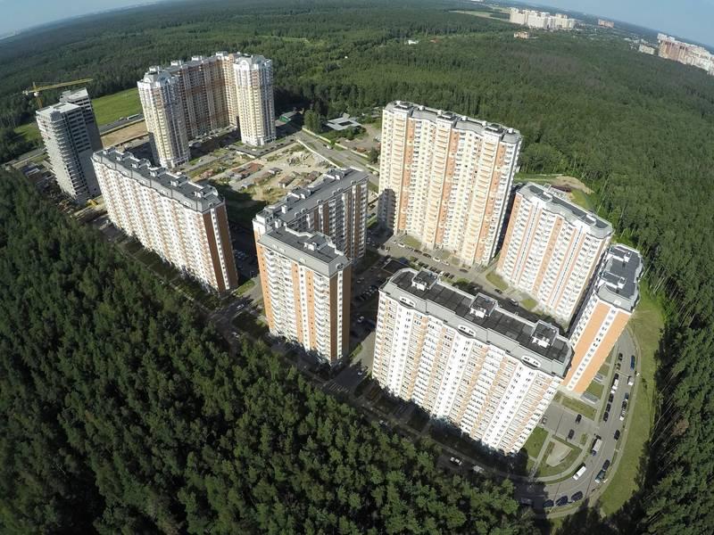 квартиры в ЖК Щитниково