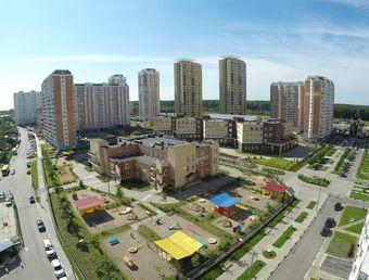квартиры в ЖК Янтарный
