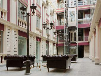 квартиры в ЖК Цветной 26