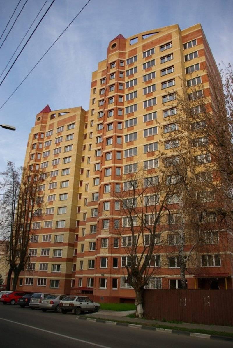 квартиры в ЖК на ул. Леснова