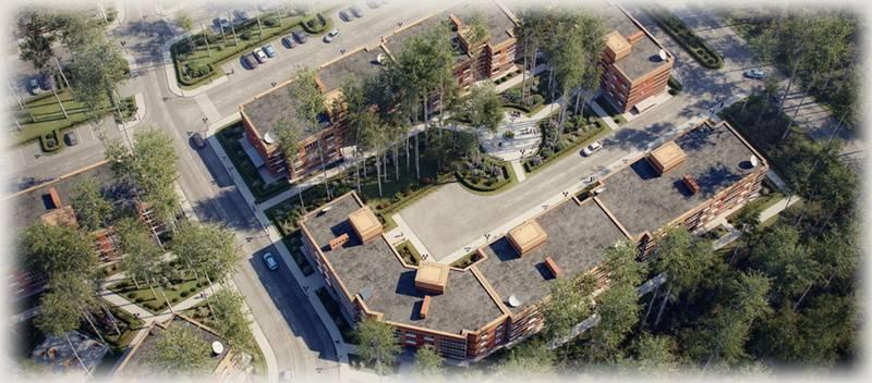 квартиры в ЖК Бутовские аллеи