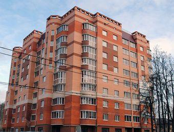 квартиры в ЖК в поселке Фабрики 1 Мая