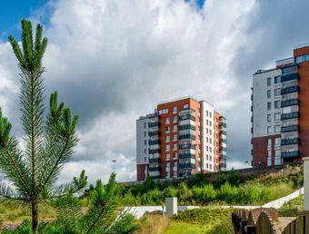 квартиры в ЖК Малая Финляндия