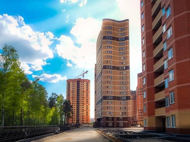 квартиры в ЖК Никольско-Трубецкое