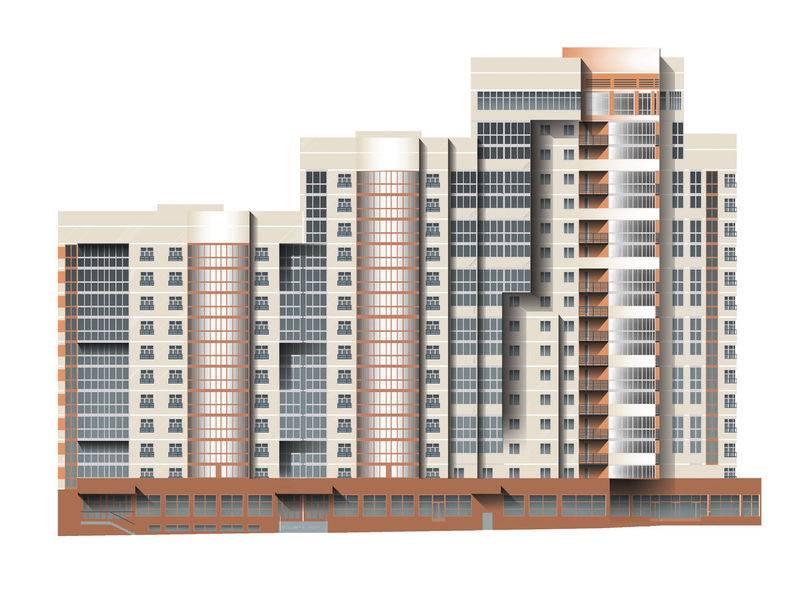 квартиры в ЖК на ул. Гагарина, 19 (микрорайон Северный)
