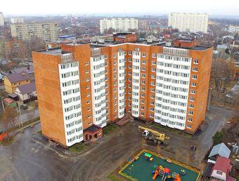 квартиры в ЖК 3-й Московский проезд (микрорайон Северный)