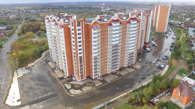 квартиры в ЖК Западный