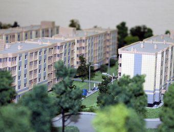 квартиры в ЖК Заречный