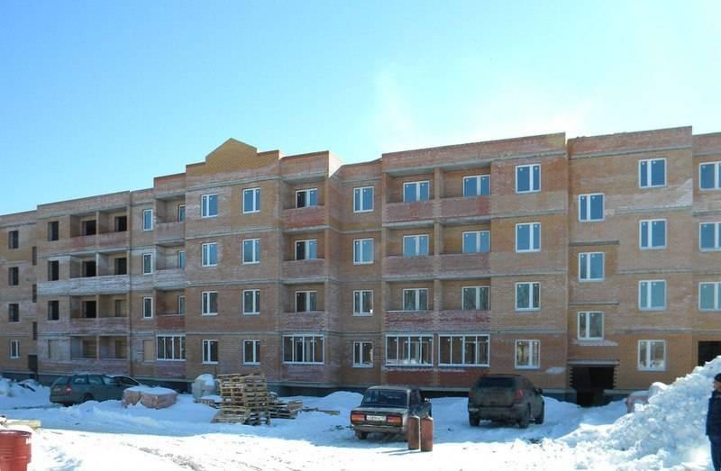 квартиры в ЖК Видный